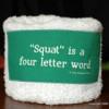 Squat Towel