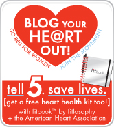 Blog your heart out