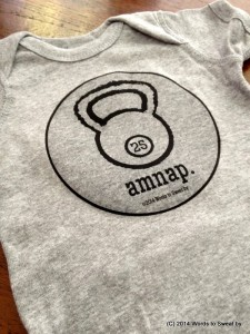 As Many Naps As Possible Crossfit inspired baby & kid t shirt