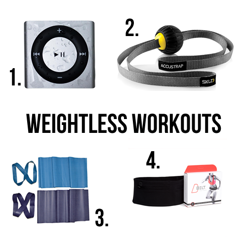 Fitgift Holiday Guide Weightless Workouts